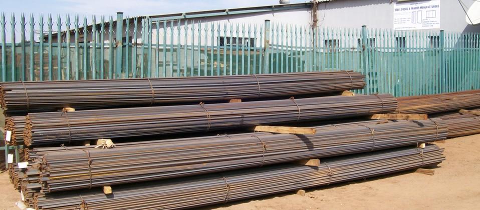 Steel Framed Factories : Sage wise cc steel doors frames and